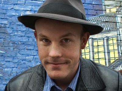 Adam Rudegeair, signed recording artist